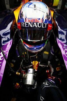 Infiniti Red Bull Racing at the 2015 Malaysian Grand Prix