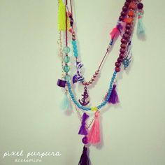 #jewerly #chic #Boho #necklace