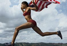 Allyson Felix: US Track and Field