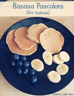 I know Pancake Day was a few weeks ago but I'm finally getting round to sharing our banana pancakes for babies recipe today after I was asked how I made them. These banana pancakes are easy to make and healthy as I've omitted any sugar a...