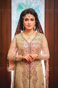 Pakistani fashion Aiza Khan