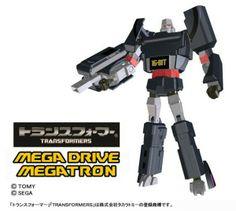SEGA Mega Drive Gets The Transformers Treatment - IGN
