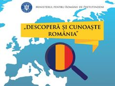 """A FOST LANSAT OFICIAL PROGRAMUL """"DESCOPERĂ ȘI CUNOAȘTE ROMÂNIA"""""""