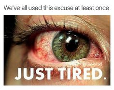by weedhumor lmfao or my contacts are dry....Im not lit at all