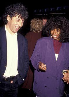 Eric Bogosian and Whoopi Goldberg, 1991