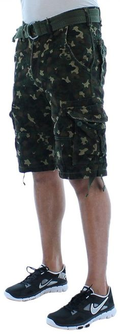 8851797c8bd Industries Needs. CamoJordansCamouflage. Industries Needs — Jordan Craig  Men's Digi Camo Cargo Shorts Military.