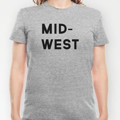 MID-WEST T-shirt by Marke Johnson