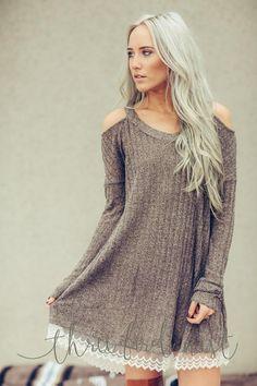 Harlow Sweater Dress from Three Bird Nest. Shop more products from Three Bird Nest on Wanelo.