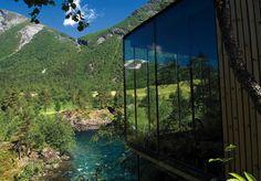 Juvet Landscape Hotel; Valldal, Norway