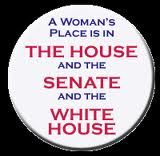 Where do women belong in politics? Puttin' us in our place!