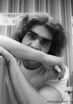 Gino Lapicciarella Longueuil Québec Photo by Richard Guimond © 1974 19740105 012 (3)f Nikon F 50mm f2, Tri-X D-76