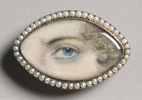 Philadelphia Museum of Art - Portrait of a Woman's Left Eye
