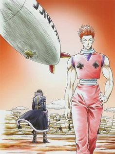 Hisoka & Chrollo