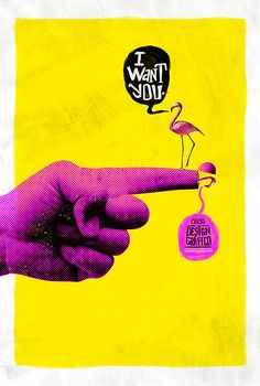 Miami Ad School - I Want You | Marcelo Ribeiro