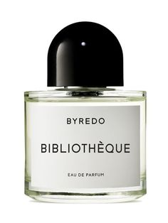 Byredo Bibliothèque 2017
