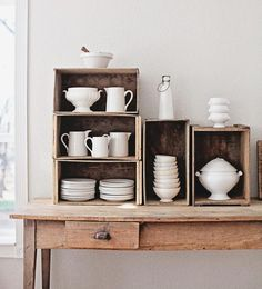 easy storage space