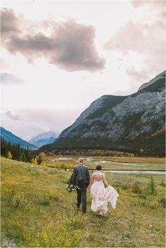 bride and groom at kananaskis delta lodge fall wedding Destination Wedding Locations, Destination Wedding Photographer, Lodge Wedding, Fall Wedding, Travel List, Us Travel, Kauai, Groom, Wedding Photography