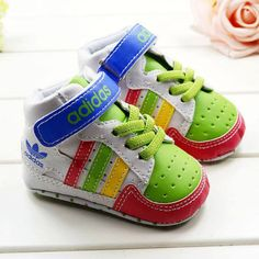 crib shoes boys adidas