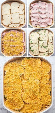 This Christmas Morning Wife Saver is the perfect casserole for Christmas morning made with ham and cheese and topped with cornflakes. Just wake up, bake it and enjoy! Wife Saver Breakfast, Ham Breakfast, Egg Recipes For Breakfast, Brunch Recipes, Breakfast Ideas, Brunch Food, Christmas Morning Wife Saver, Christmas Morning Breakfast, Christmas Brunch