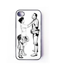 iphone 4 and 4s case Star Wars  iphone cover by TreasureChestPhone, $15.50