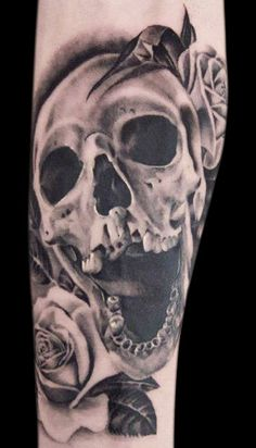 Tattoo Artist - Speranza Tatuaggi - Skull tattoo