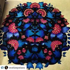 """112 Likes, 17 Comments - Mundos coloridos (@mundoscoloridos) on Instagram: """"Aiiii que liiinda que ficou essa página @carlackon 😍😍😍! Acho essa página tão importante não?! É…"""""""