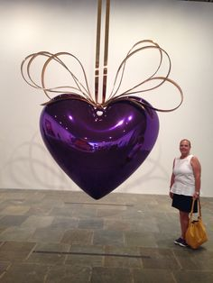 Me&heart at Whitney Museum NYC