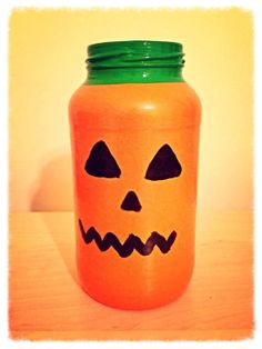 Pumpkin Luminary by SouthernYankeeLove on Etsy, $6.00