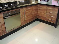 A casa da Mi: A cozinha completa! Kitchen Design, Kitchen Cabinets, Wall, House, Home Decor, Degas, Furniture Ideas, 1, New Kitchen