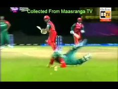 ICC World Cup T20 2016 Bangladesh Vs Oman Match II - Innings Part - 3
