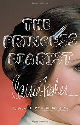 From My Bookshelf 2017: My review of The Princess Diarist by Carrie FIsher