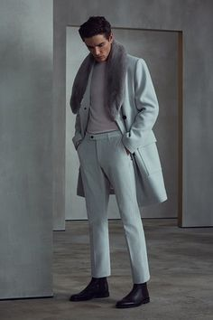 REISS AW17 Menswear Lookbook Look 11