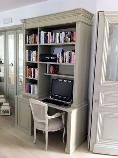 One Corner @ the Lobby ! Bespoke Furniture, Handmade Furniture, High Quality Furniture, Bookcase, Shelves, Paros, Corner, Home Decor, Craftsman Furniture