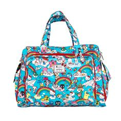 5f57ddc0c Rainbow Dreams Be Prepared Jujube Be Prepared, Hello Sanrio, Diaper Bag  Essentials, Changing