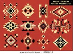 Image result for american indian symbols and designs