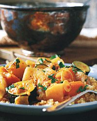 Tunisian Fish-and-Vegetable Stew Recipe from Food & Wine