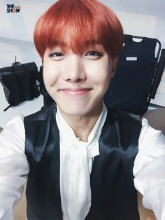 •161025 THE SHOW posted photo of #JHOPE | #BloodSweatTears #BTS