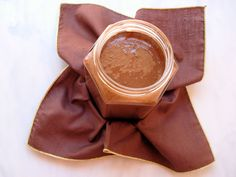 Chocolate Honey Coconut Butter 2 Ways - To make low carb use sugar free chocolate or Dagoba Organic Chocolate - Eclipse- Extra Strong Dark Chocolate Cacao) with 19 net carbs for oz. Real Food Recipes, Vegan Recipes, Snack Recipes, Yummy Food, Easy Recipes, Coconut Butter Recipes, Homemade Butter, Sugar Free Chocolate, Chocolate Butter