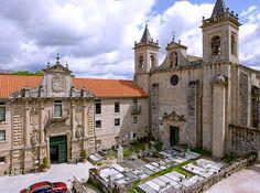 Mosteiro de Santo Estevo de Ribas de Sil (#Ourense) es uno de los lugares más destacados de la #RibeiraSacra #SienteGalicia     ➡ Descubre más en http://www.sientegalicia.com/