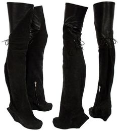 Love these boots. Wonder where I can get them.