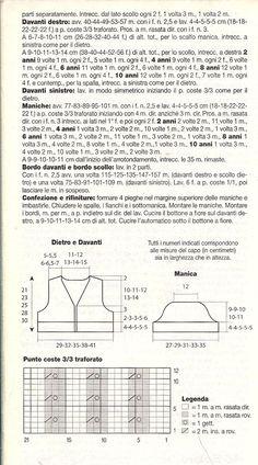 PER UNA BIMBA TUTTA ROSA 2-4-6-8-10 anni ferri 2.5 e 3   La Maglia di Marica on WordPress.com