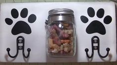 Easy Crafts To Make and Sell - DIY Dog Station Holds Leash - Cool Homemade Craft Projects You Can Sell On Etsy, at Craft Fairs, Online and in Stores. Quick and Cheap DIY Ideas that Adults and Even Teens Can Make http://diyjoy.com/easy-crafts-to-make-and-sell