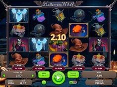 Игровой автомат Halloween Witch с моментальной выплатой.  Воспользуйтесь уникальными возможностями игрового автомата Halloween Witch на деньги с выводом. Неимоверно красочные персонажи автомата моментально перенесут гемблеров в совершенно другой мир, где властвуют ведьмы