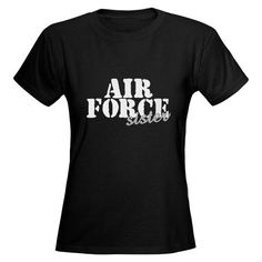 Air Force Sister Shirt #cafepress #airforcesister