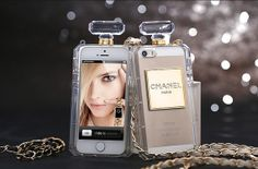Luxury perfume bottle phone case for iphone 5 case iphone 5S case chanel iphone case Samsung Galaxy NOTE 2/3/S3/S4/S5 ipad mini case