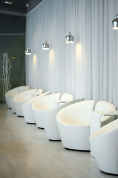 True Love lounge designed by Busk + Hertzog in VIP Airport Lounge
