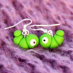 melly / Červíčia láska Drop Earrings, Jewelry, Jewlery, Jewerly, Schmuck, Drop Earring, Jewels, Jewelery, Fine Jewelry