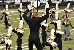 Drum majors do have very nice butts :)
