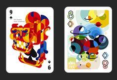 Artistic Card Deck