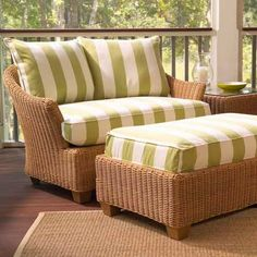 Taking care of your Wicker Furniture #patio #outdoor #wicker blog